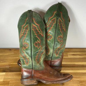 Anderson Bean Western Tall Boots